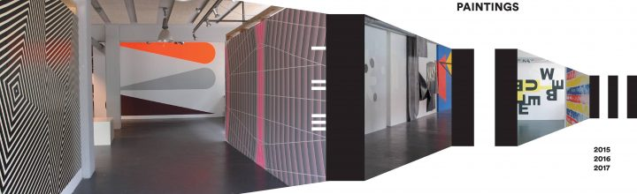 ABSTRACT WALL PAINTINGS RETROSPECT /// ACEC, APELDOORN /// OPENING 17 FEBRUARY, 16:00